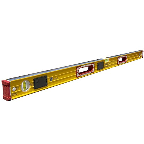 Stabila Level Set Kit Type 196-2 LED 48'' and 24'' Levels with Lighted Vials by Stabila (Image #2)