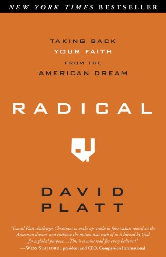 Radical: Taking Back Your Faith from the American - Mall Augustine St