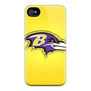 Iphone 4/4s Baltimore Ravens Cover