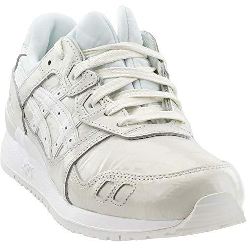 (ASICS Tiger Womens Gel-Lyte III White/White Size 10 )