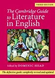 The Cambridge Guide to Literature in English, , 0521831792