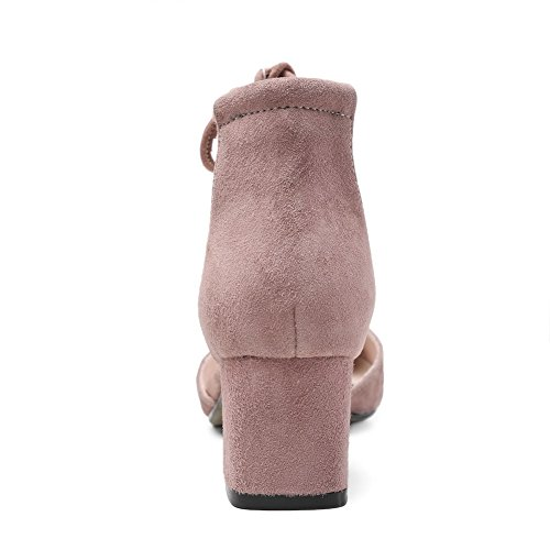 5 Compensées Sandales Rose Femme 1TO9 Inconnu EU 36 Rose p5Egq0Bwx