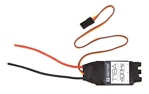 T-MOTOR T18A 2S-4S 400Hz ESC with 2A BEC