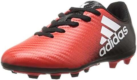 adidas Performance Kids' X 16.4 Firm Ground Soccer Cleats (Little Kid/Big Kid)