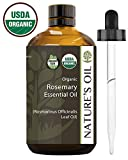 Best Rosemary Essential Oil Pure Certified Organic Therapeutic Grade 60ml Larger Image