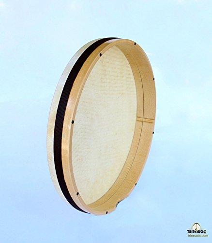 Turkish Quality Bendir Percussion Frame Drum Riqq,Tar, Daf, Def EB-230 ()