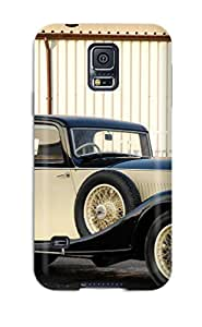 For Galaxy S5 Premium Tpu Case Cover Rolls Royce Protective Case