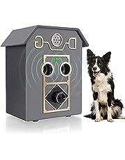 Anti Barking Device, Dog Bark Control Deterrents Outdoor, Bark Control Up to 50 Ft Range, No Dog Bark Safe to Dogs & Human