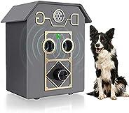 Anti Barking Device, Dog Bark Control Deterrents Outdoor, Bark Control Up to 50 Ft Range, No Dog Bark Safe to
