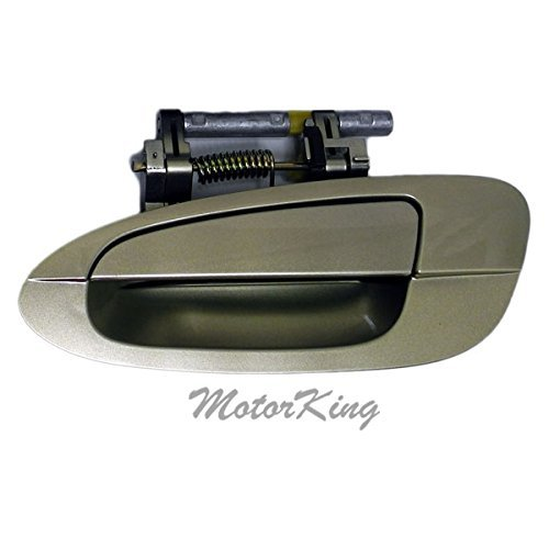 B3773 EY1 Champagne Mist 02-04 Nissan Altima Rear Left Outside Outer Exterior Door Handle 02 03 04