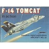 F-14 Tomcat in Action, Lou Drendel, 0897470311