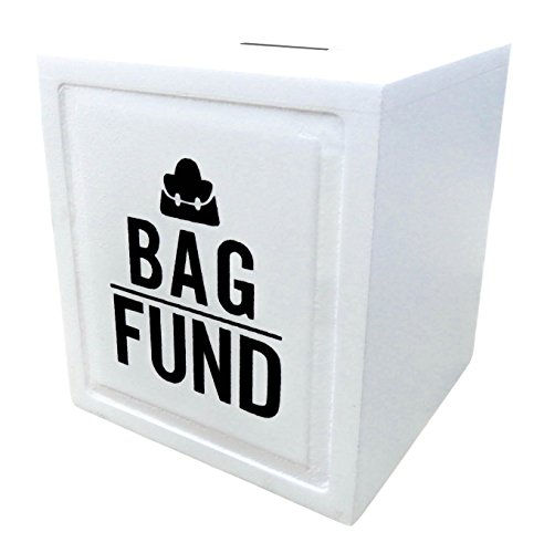 Bag Fund  Piggy Bank   Funny Gifts For Her  Wife  Girlfriend  Mom  Sister And Daughter  Anniversary Gifts