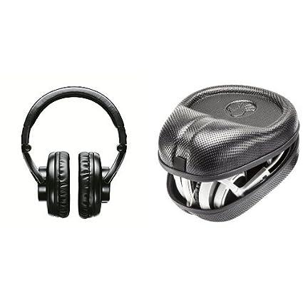2bc3f5e436d Amazon.com: Shure SRH440 Professional Studio Headphones Bundle with Case:  Musical Instruments