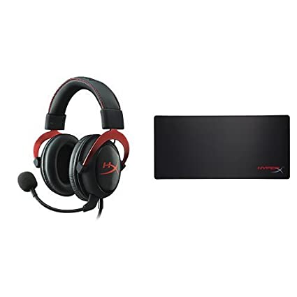 Image Unavailable. Image not available for. Color  HyperX Cloud II Red and  HyperX Fury S ... 57c24da06b
