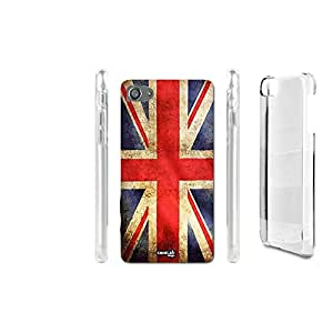 FUNDA CARCASA ENGLAND FLAG PARA SONY XPERIA Z5 COMPACT E5823