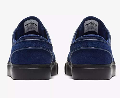 NIKE Basse Void da Zoom Scarpe Janoski Blue Black Stefan 421 Void Multicolore Uomo Ginnastica Blue gnqag4S