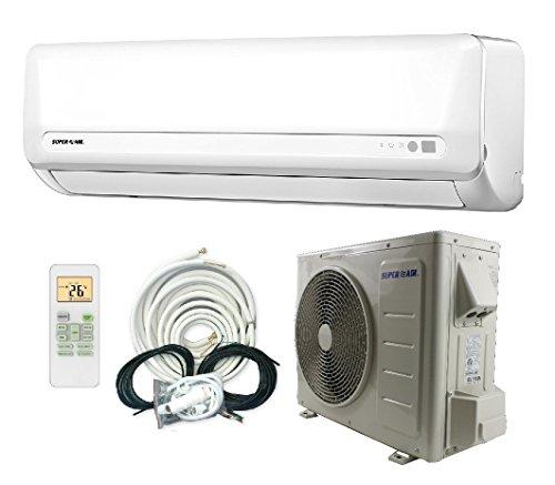 GARRISON 2498563 18000 BTU Ductless Mini-Split Air Conditioner, 230V - B01CG8QKUC