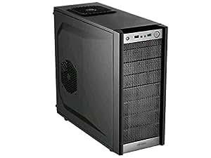 Antec 0-761345-15970-8 - Caja de ordenador de sobremesa (USB 3.0, ATX, microATX, miniITX), negro