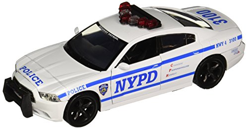 Daron NYPD Dodge Charger Diecast Vehicle 1/24-Scale ()