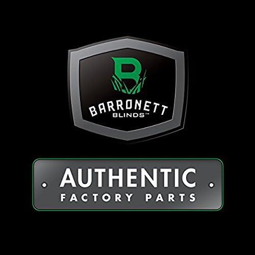 Barronett Blinds 48876 Fiberglass Replacement Pole 40.25-Inch X 9.53-MM
