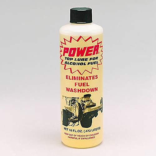 Power Plus 19769-37 Fuel Additive Alcohol Top Lube -