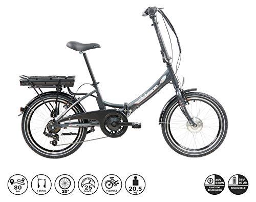 🥇 F.lli Schiano E- Star Bicicleta eléctrica