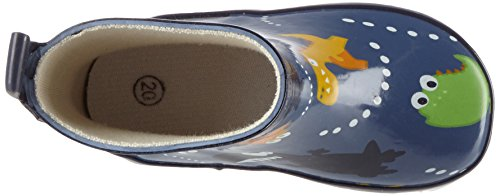 Beck Clogs, Zuecos Unisex Adulto Azul (Royalblau)