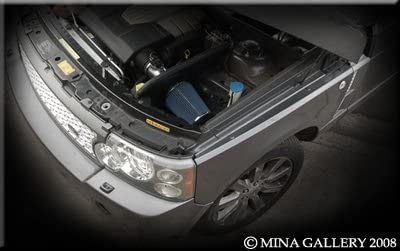 for Range Rover Sport 2006 2007 2008 2009 supercharged MGC Collection Performance Intake kit