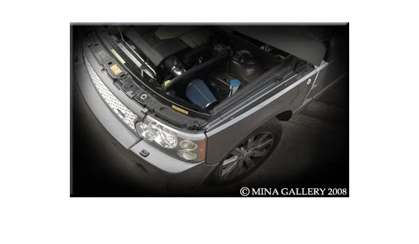 Amazon.com: MGC Collection Performance Intake kit (supercharged) for Range Rover Sport 2006 2007 2008 2009: Automotive
