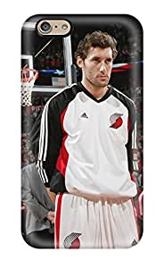 Best 9123961K924220141 portland trail blazers nba basketball (4) NBA Sports & Colleges colorful iPhone 6 cases