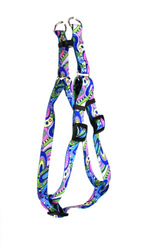 UPC 844360019827, Yellow Dog Design Step-In Harness, Large, Mod