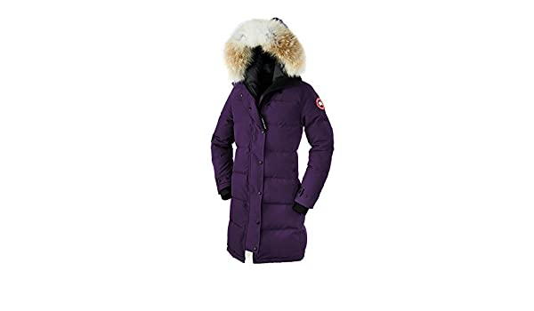 Canadá Ganso Kensington de la mujer abrigo Parka - -: Amazon.es: Ropa y accesorios