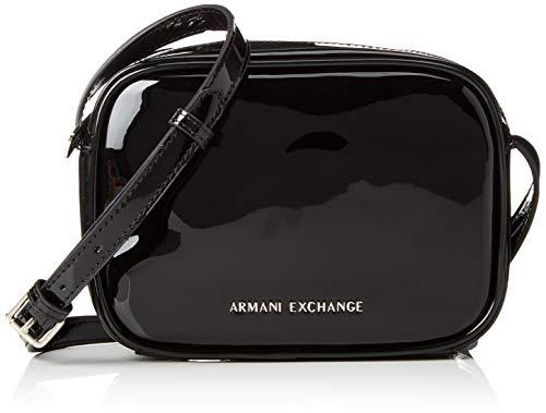 Borse Bag Armani Nero Exchange Donna black A Tracolla Crossbody Small qxIA7HxwFB