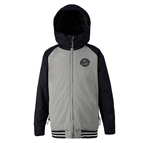 Burton Black Striped Jacket - 1