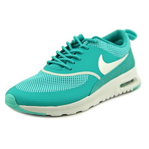 Nike Womens Air Max Thea Scarpe Da Ginnastica Running 599409 Scarpe Da Ginnastica (us 8.5, Clear Jade Summit White 307)