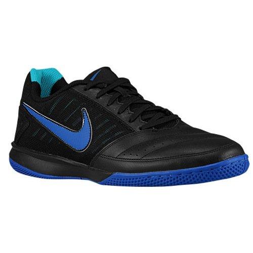 Nike NIKE GATO II Black/Gamma Blue/Dark Grey/Hyper Cobalt US sz. 6 Mens Soccer
