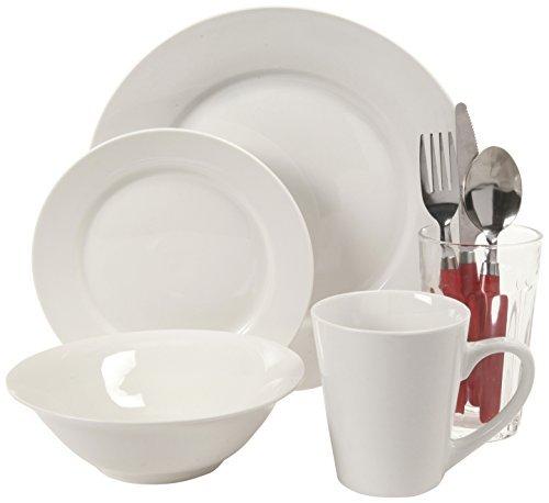 Gibson Home Regal 97874.32r II 32-Piece Fine Ceramic Dinnerw