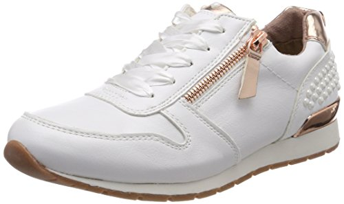 Weiß 4894106 Damen White Sneaker TOM TAILOR x4EBqnwI