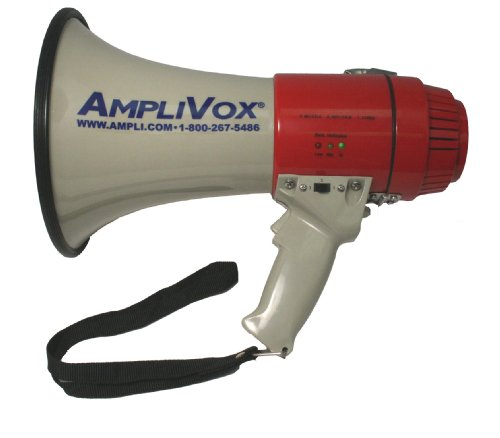(AmpliVox S601 Mity-Meg 15 Watt Megaphone)