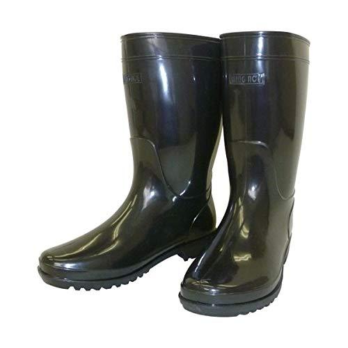 (まとめ) WING ACE ブーツ軽半長靴WB-802 25.5 ブラック【×5セット】 生活用品 インテリア 雑貨 日用雑貨 その他の日用雑貨 14067381 [並行輸入品] B07PFQNQBQ