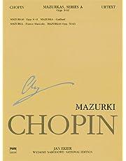 Mazurkas: Chopin National Edition 4A, Vol. IV