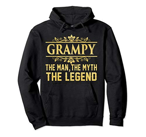 The Man The Myth The Legend Hoodie For Your -