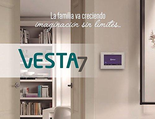 Monitor VESTA7 de Golmar GB2 2 hilos digital: Amazon.es: Bricolaje y herramientas
