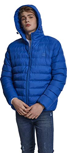 Urban Classics Jacket Blau 00205 Basic Bubble Uomo Giacca royal 44Trqd