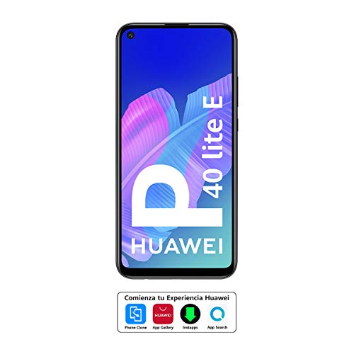 🥇 HUAWEI P40 Lite E – Smartphone con pantalla FullView de 6