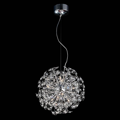 Small Chandeliers For Dining Room: Contempo Collection Modern Chandelier For Living Room