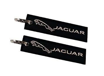 Moto Discovery Jaguar Llavero Doble Cara (1 Pieza): Amazon ...