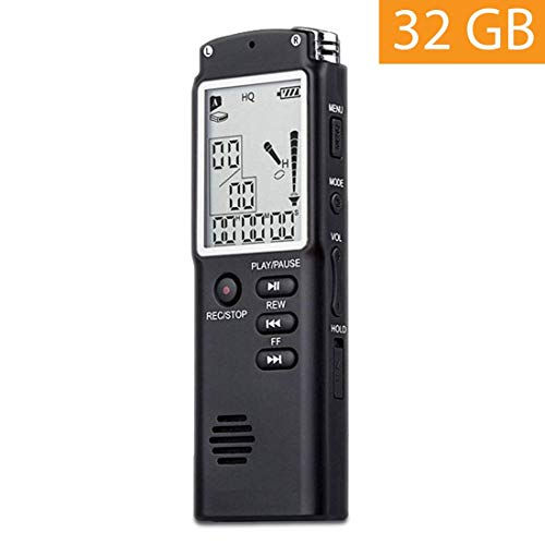 Original Deals Genius Voice Recorder | Recorder for Students & Professionals (32 GB)