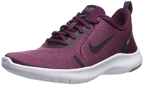 Nike Women's Flex Experience Run 8 Shoe, Bordeaux/Burgundy Ash - Plum, 11 Wide US