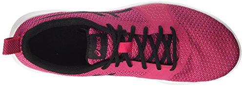 Kanmei Black Cosmo Entrenamiento Asics Rosa para Mujer Plune Zapatillas Pink de 7Bzwzqd